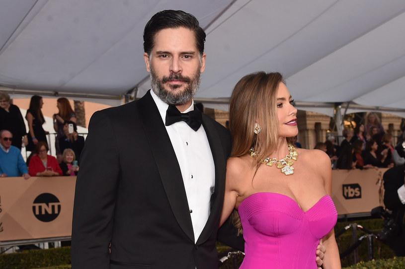 Sofia Vergara i Joe Manganiello /Getty Images
