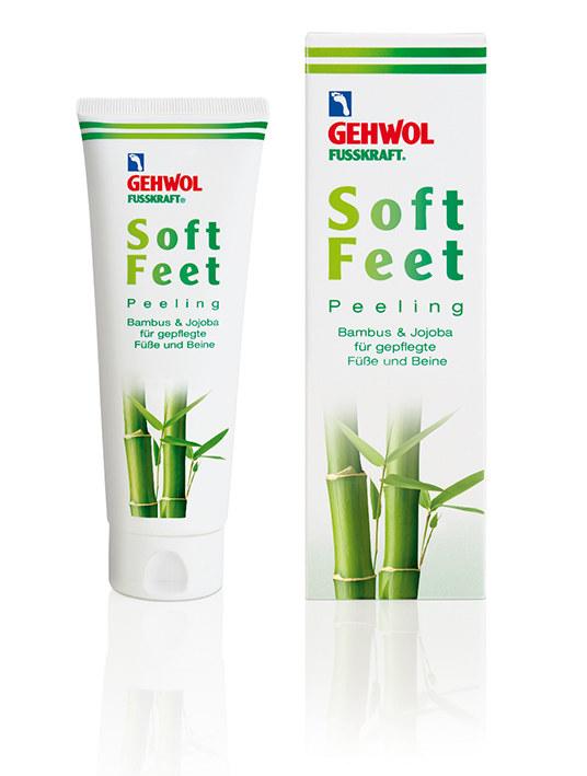 Soft Feet - peeling od GEHWOL /INTERIA.PL/materiały prasowe