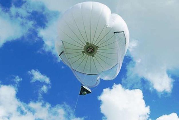 Softbank chce wynieść nadajniki w górę za pomocą balonów Fot. Dvice.com /Gadżetomania.pl