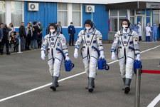 Sojuz MS-18 wystartował na ISS