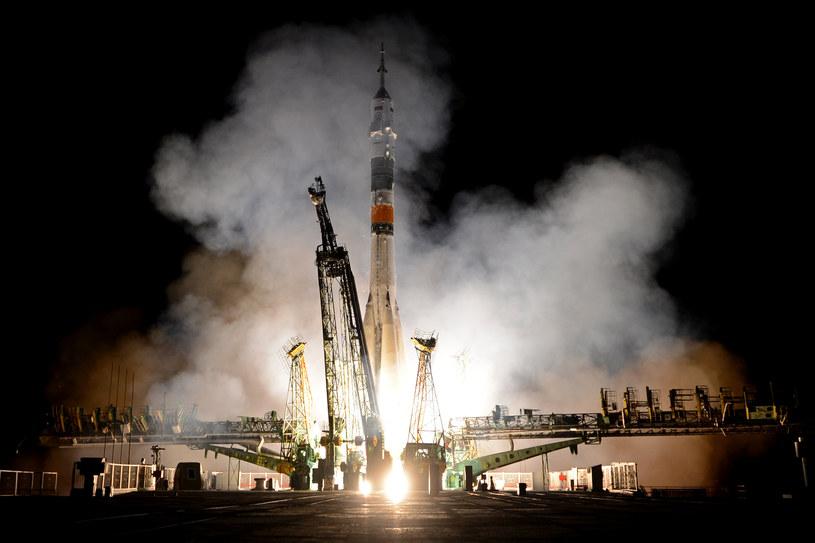 Sojuz TMA-09M wystartował z kosmodromu Bajkonur /AFP