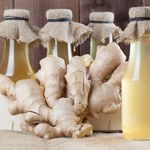Sok i syrop z imbiru: Najlepsze na odporność, niszczą bakterie