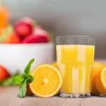 Sok pomarańczowy w diecie kobiet ciężarnych