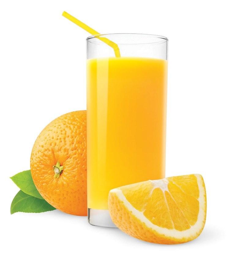Sok pomarańczowy wartości odżywcze /© Photogenica