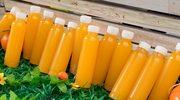 Sok pomarańczowy zamiast porannej kawy
