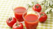 Sok pomidorowy zmniejsza ryzyko chorób serca