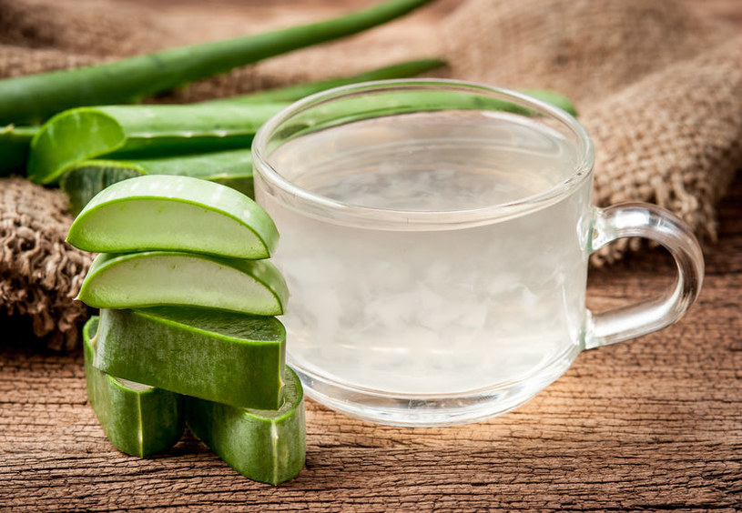 Sok z aloesu obniża poziom cukru we krwi, oczyszcza ją i pomaga leczyć alergię /123RF/PICSEL