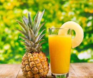 Sok z ananasa jest 5 razy skuteczniejszy na kaszel niż leki