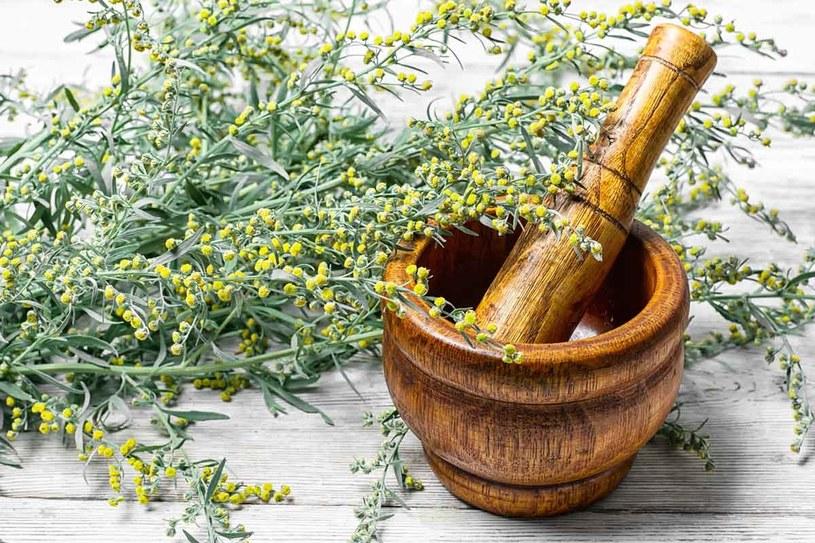 Sok z tego ziela reguluje wydzielanie hormonów, wspomaga trawienie i wchłanianie żelaza, wzmacnia odporność /123RF/PICSEL