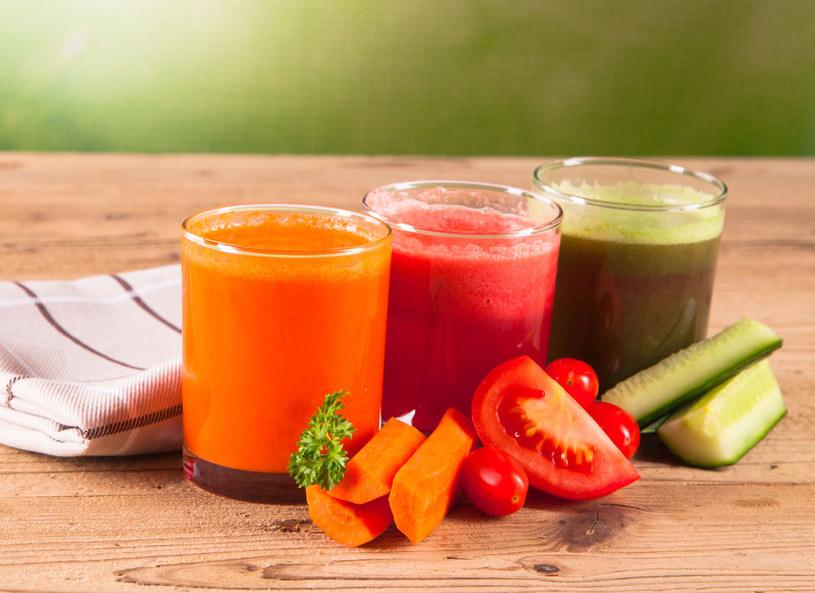 Soki warzywne nie zmyją dietetycznych grzechów przeszłości /Picsel /123RF/PICSEL