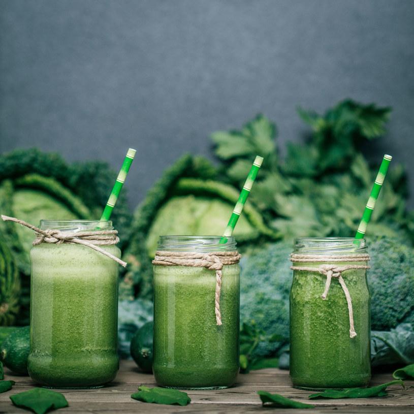 Soki z warzyw wpływają na nasza odporność /Picsel /123RF/PICSEL