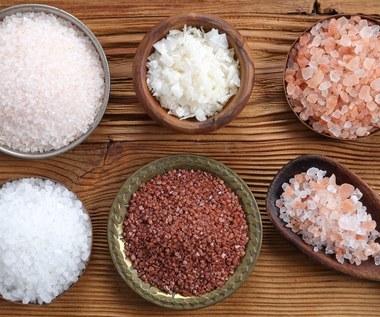 Sól: Najpopularniejsze rodzaje i ich zastosowanie