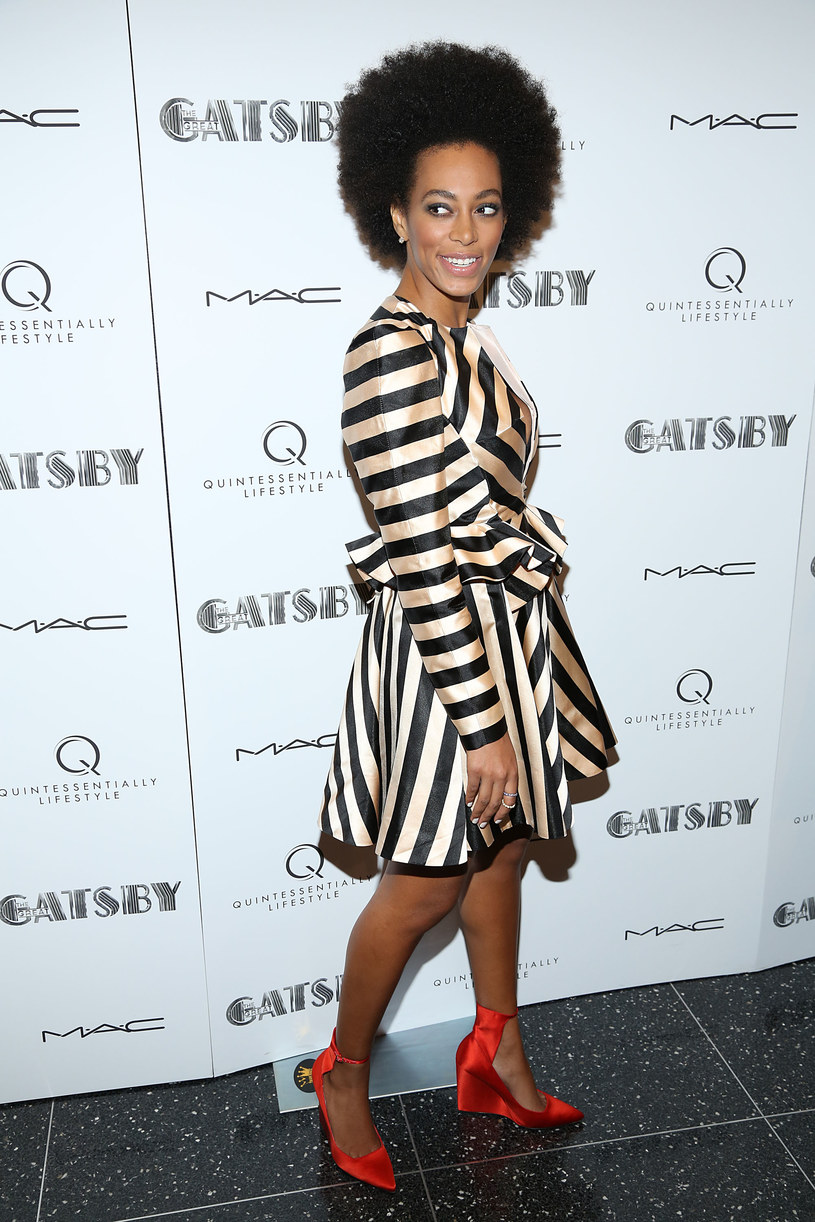 Solange /- /Getty Images