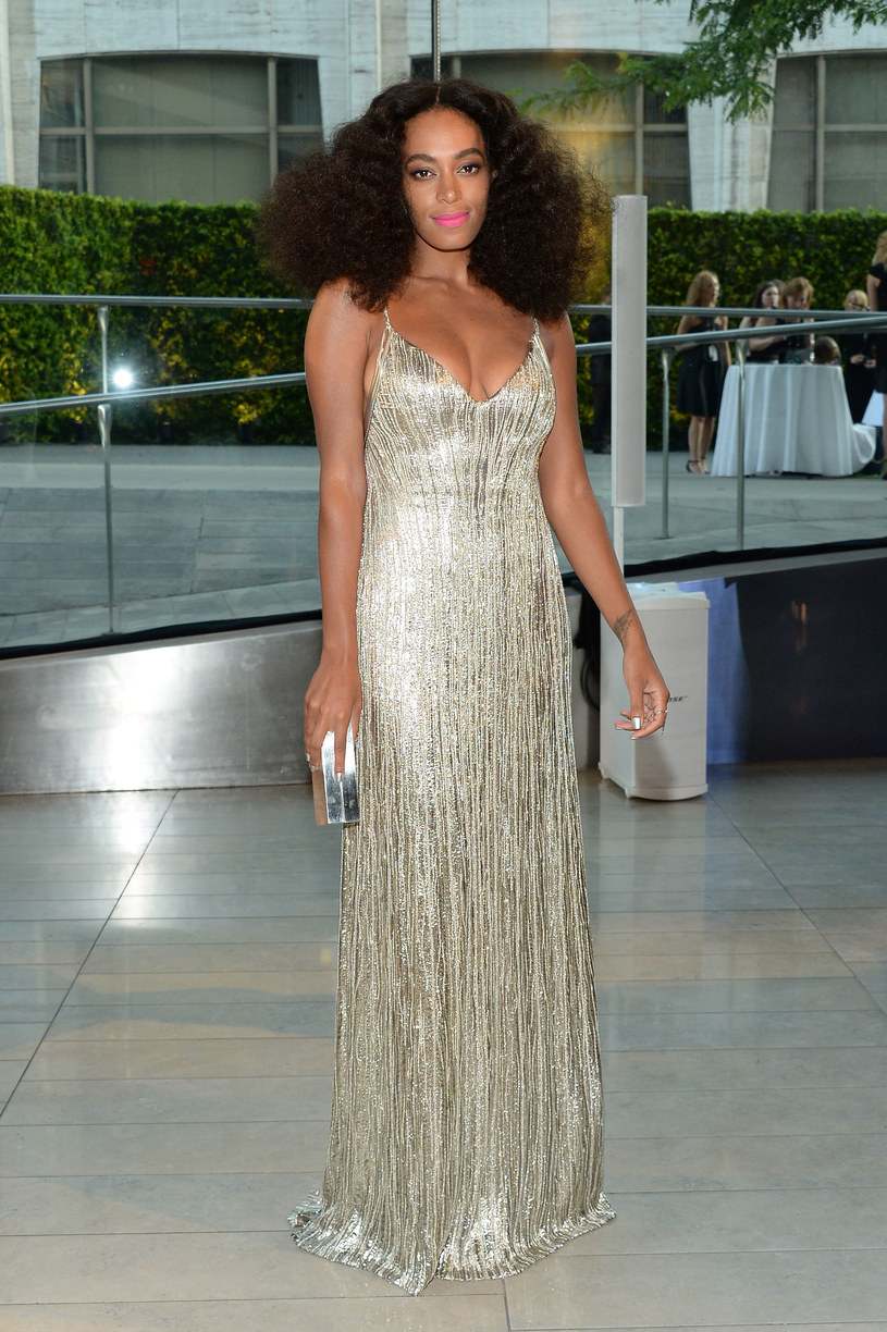 Solange /Larry Busacca /Getty Images