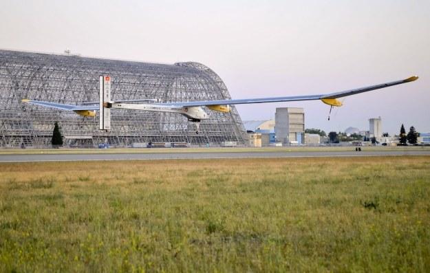 Solar Immpulse /AFP