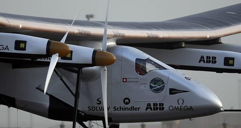 Solar Impulse 2 gotowy do lotu /PAP/EPA