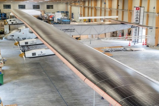 Solar Impulse 2 /materiały prasowe