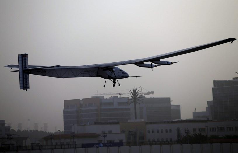 Solar Impulse 2 /PAP/EPA