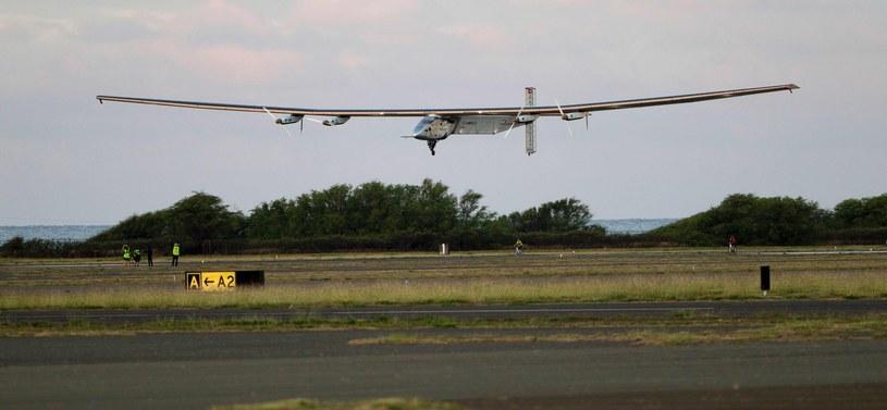 Solar Impulse 2 /AFP