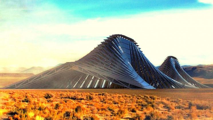 Solar Mountain /materiały prasowe