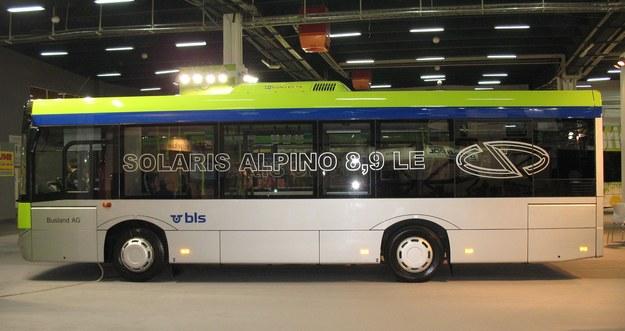 Solaris Alpino 8.9 LE / inf. prasowa /&nbsp