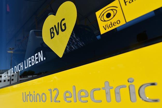 Solaris Urbino 12 electric w Berlinie. Fot. BVG Oliver Lang /