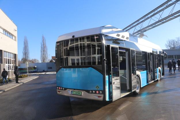 Solaris Urbino 12 hydrogen /Józef Polewka /RMF FM