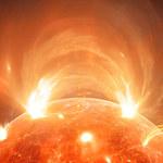 """""""Solarne tsunami"""" może zniszczyć ziemski internet"""