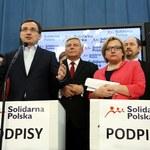 Solidarna Polska walczy o przetrwanie?