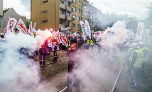 """""""Solidarność"""" z Turowa: szykujemy drastyczne akcje protestacyjne. AgroUnia będzie się mogła od nas uczyć jak się robi blokady"""
