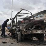 Somalia: Co najmniej 15 zabitych w zamachu bombowym