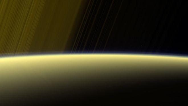 Sonda Cassini zakończy swój żywot we wrześniu /NASA
