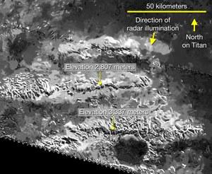 Sonda Cassini zbadała atmosferę Tytana