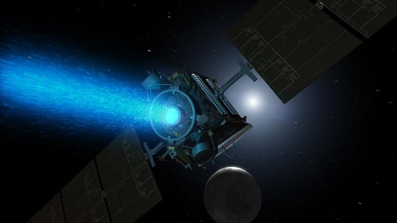 Sonda Dawn wkrótce przestanie działać /NASA