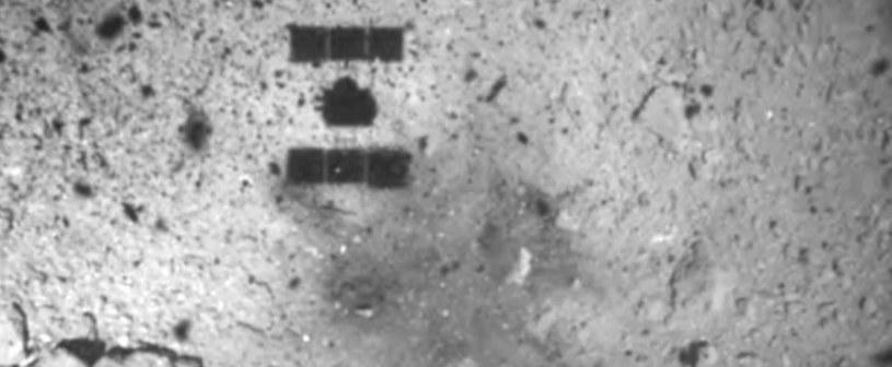 Sonda Hayabusa 2 wróci na Ziemię z cennym ładunkiem /materiały prasowe