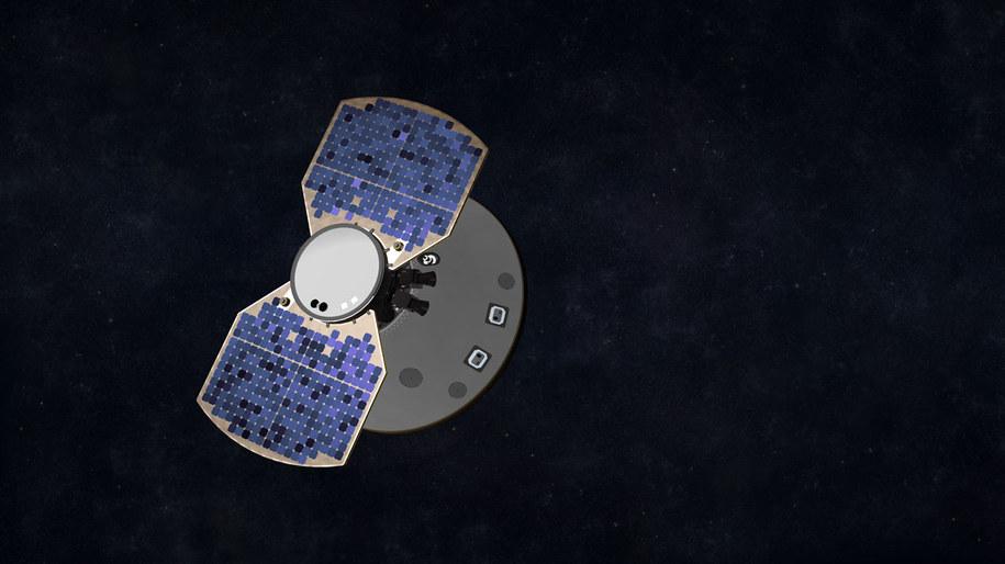 Sonda InSight w drodze na Marsa /NASA/JPL-Caltech /Materiały prasowe