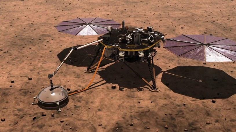 Sonda InSight /NASA