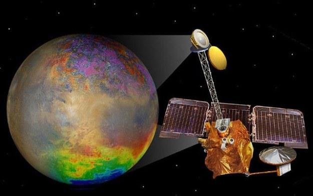 Sonda Mars Odyssey rozpoczęła manewr zmiany orbity /materiały prasowe