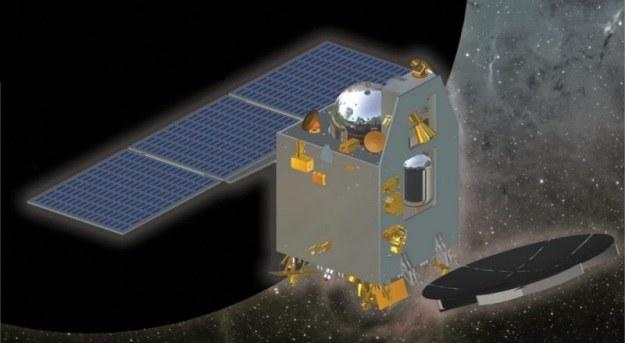 Sonda Mars Orbiter Spacecraft już od 100 dni jest w przestrzeni kosmicznej /materiały prasowe