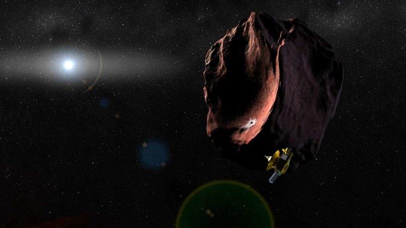 Sonda New Horizons spotka się z planetoidą Ultima Thule już niebawem /NASA