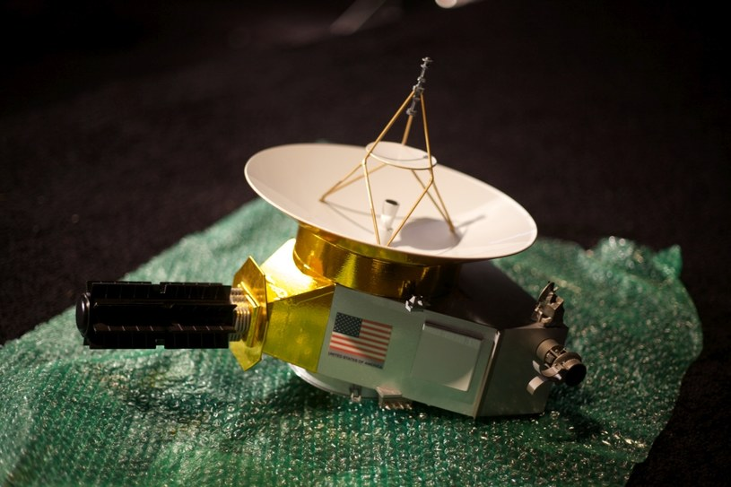 Sonda New Horizons - wersja miniaturowa /materiały prasowe