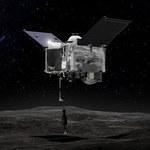 Sonda OSIRIS-REx zmienia swoją trajektorię