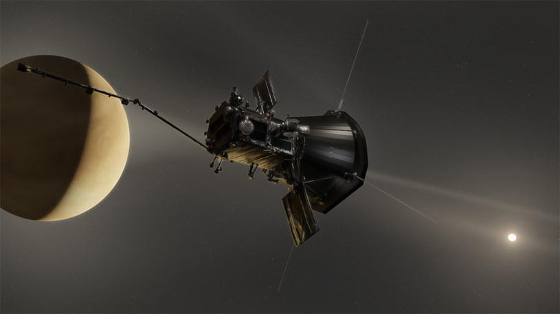 Sonda Parker Solar Probe /NASA