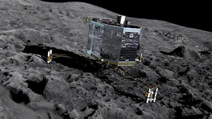 Sonda Rosetta-Philae - Europa chce poznać tajemnice komet