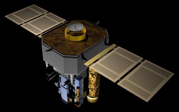 Sonda SOHO jest wspólnym projektem NASA i ESA.    Fot. NASA /materiały prasowe