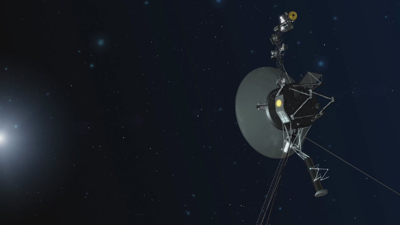 Sonda Voyager 2 jest już daleko od Ziemi /NASA