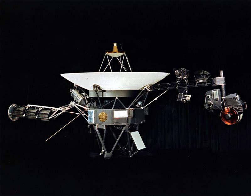 Sonda Voyager 2 opuszcza Układ Słoneczny /NASA