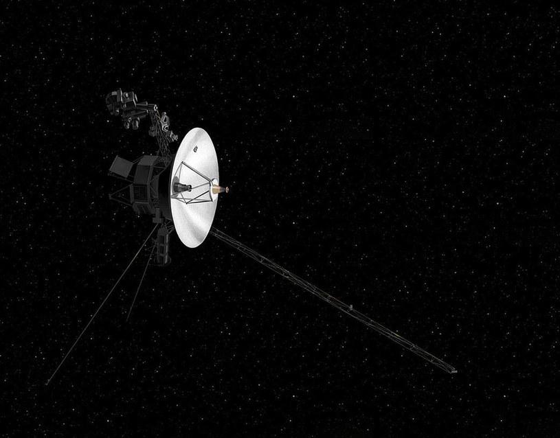 Sonda Voyager 2 /materiały prasowe