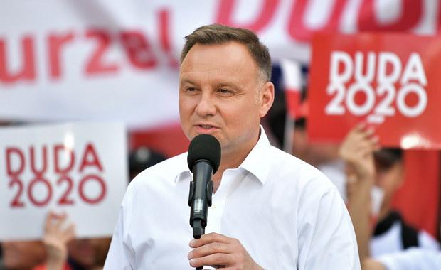 Sondaż: Czy to dobrze, że Andrzej Duda nie wziął udziału w debacie prezydenckiej?