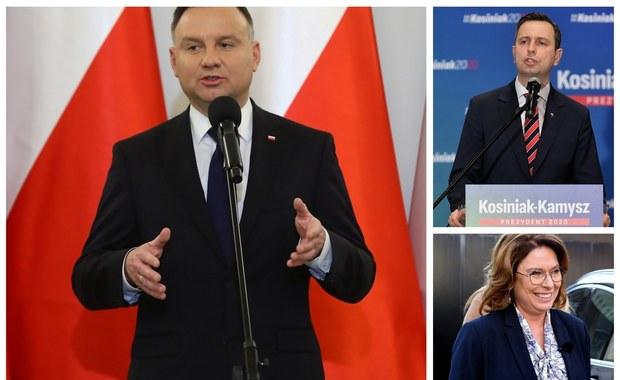 """Sondaż dla """"DGP"""" i RMF FM: Zaskakujące wyniki II tury wyborów prezydenckich"""